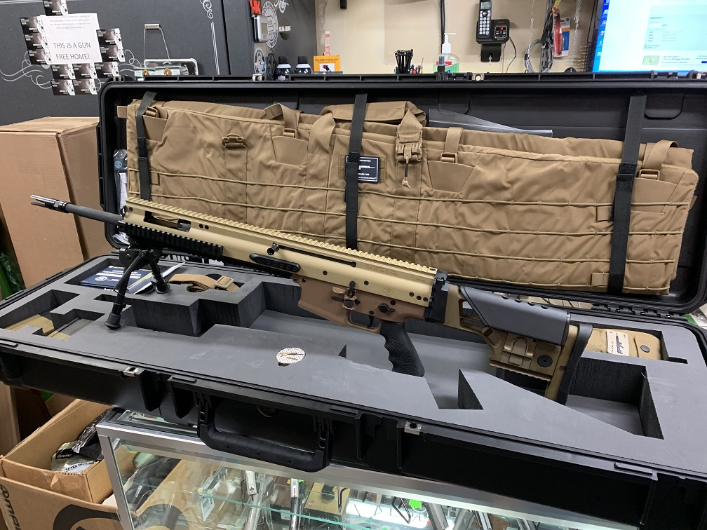 FN SCAR 20s 7.62 FDE Limited Edition of 200 only